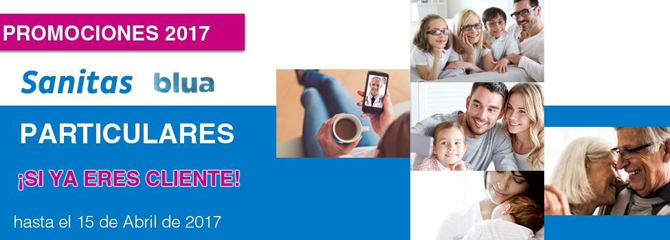 Promoción Particulares 2017 para Clientes Sanitas