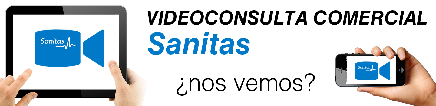 Header Video Consulta Sanitas
